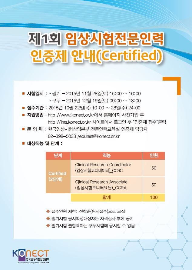 Ccrc Certification